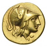 Gold stater of Alexander the Great