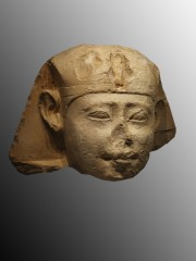 Head of a Ptolemaic king