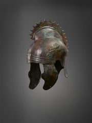Bronze Attic helmet