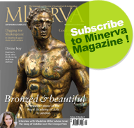 Subscribe To Minerva Magazine