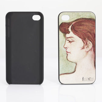 iPhone 4/4S Case – Toulouse Lautrec