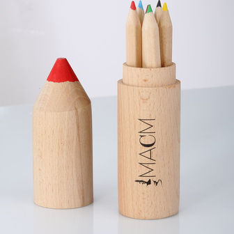 MACM coloured pencils set