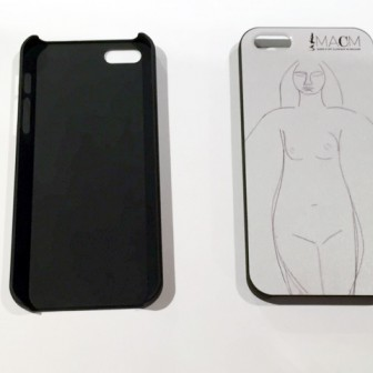 Modigliani iPhone 5 Case
