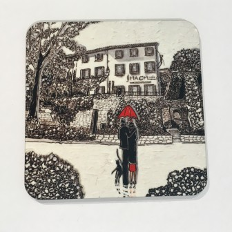 Personalised MACM Coaster
